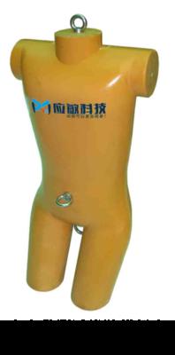 安全带测试橡胶模拟人