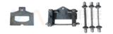 螺栓式悬垂线夹 强度试验专用夹具